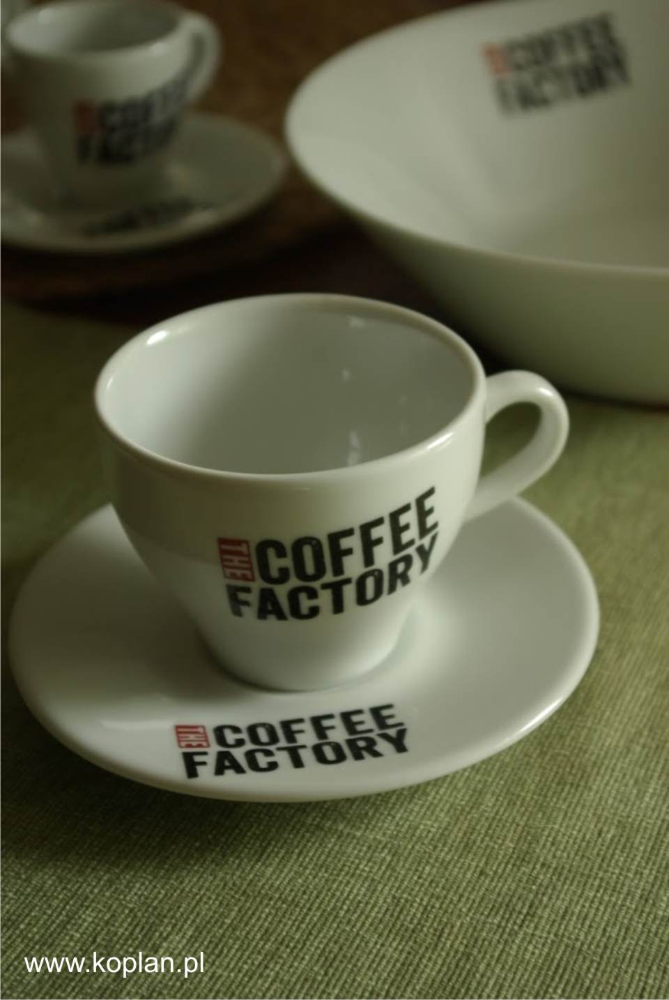1_ Coffee Factory - ceramika reklamowa Koplan