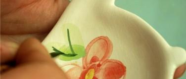 Ceramika do zdobienia