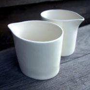 Ceramiczne pojemniki na świece do masażu