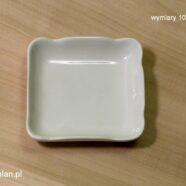 Feston – talerzyk porcelanowy (10 x 10 cm)