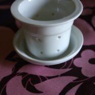 Ceramiczne sitko do parzenia herbaty