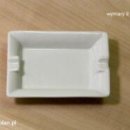Popielniczka ostra (9 x 12 cm)