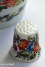 Jak to z naparstkiem ceramicznym u nas było?